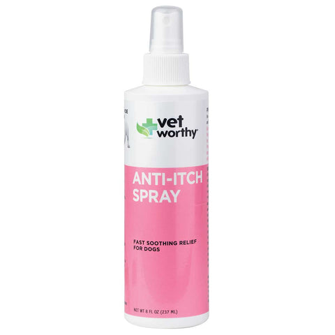 Anti-Itch Spray by Vetworthy