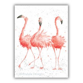 Wrendale Designs Card - The Zoology Collection