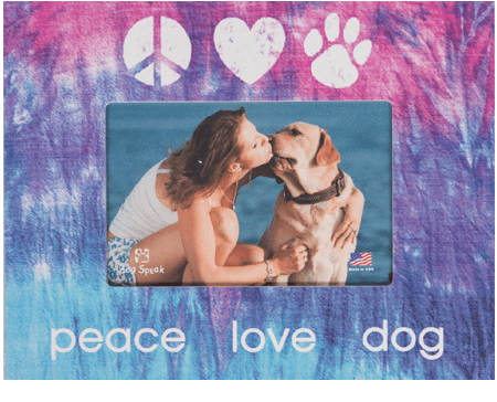Dog Speak Dog and Cat Frame Collection