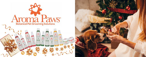 Aroma Paws Conditioning Coat Spray Collection