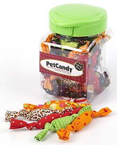 PetCandy Penny Candy Catnip Toy