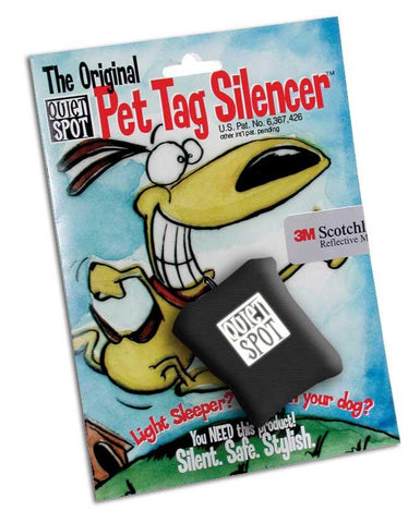 Quiet Spot Tag Silencer