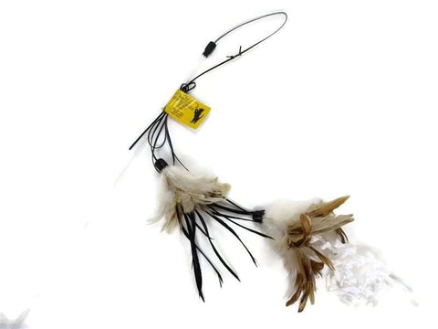 PURRfect™ CrunchyFeather Cat Toy