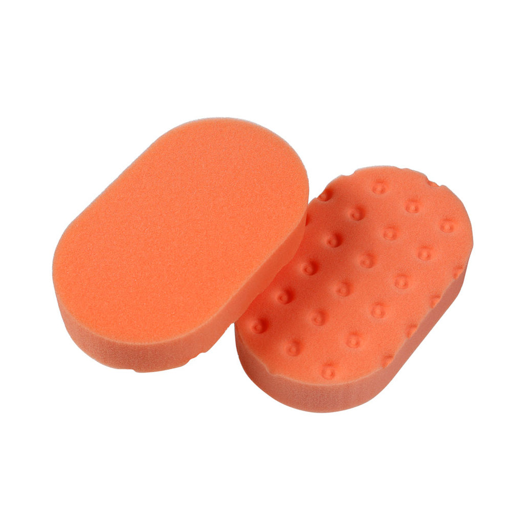 Orange CCS Polishing Hand Applicator Pad