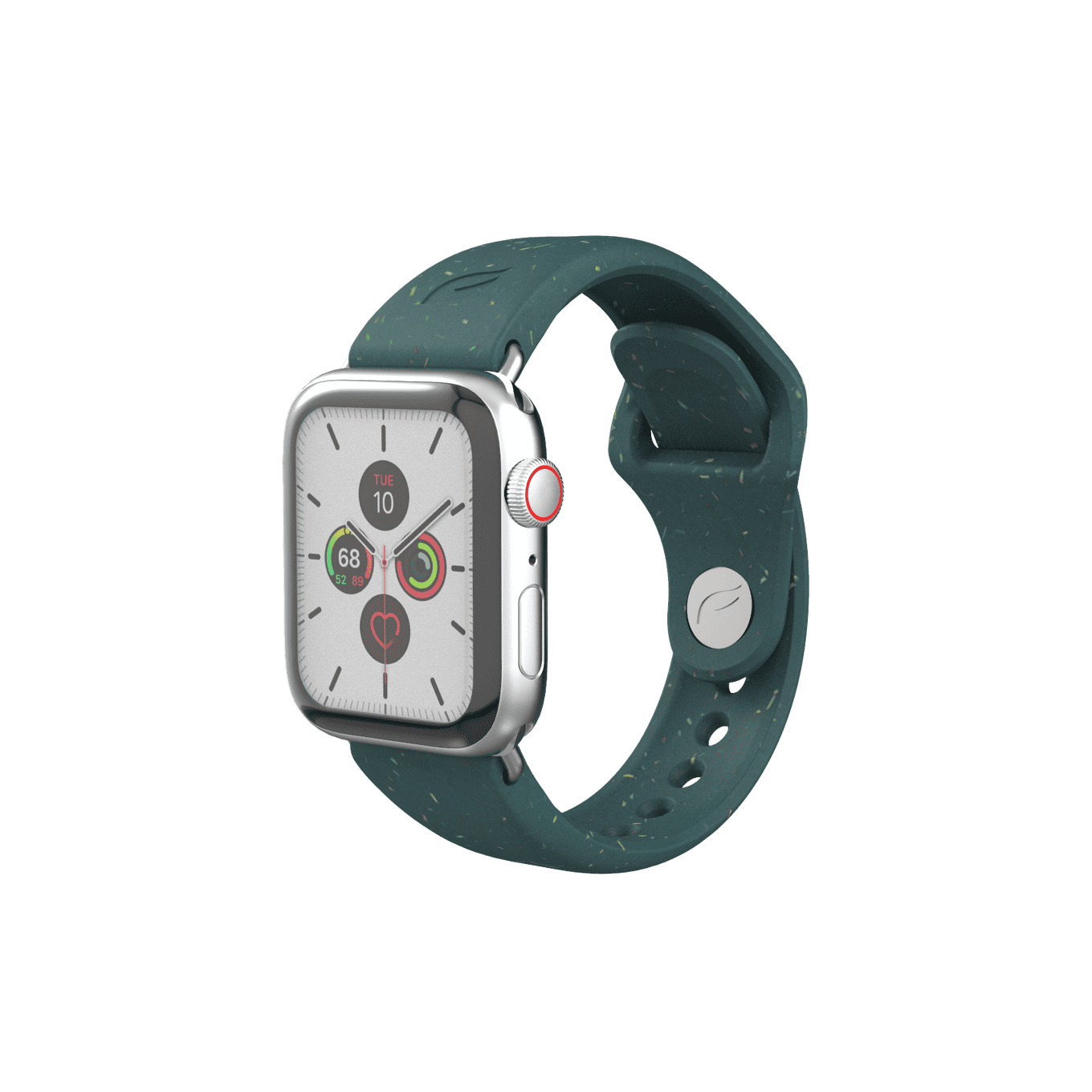 Green - Vine - Eco-Friendly Watch Band for 40/38mm Apple Watch | Pela