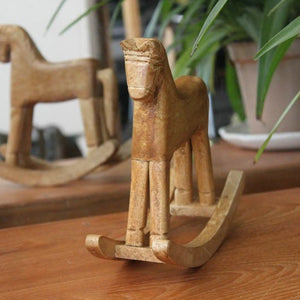 Sod - Wooden Rocking Horse