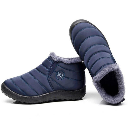 Warm Winter 2020 Comfy Shoes Anti-Slip 3-Arch Support Waterproof - Cicoom