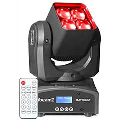 Moving Head LED com Zoom - BeamZ