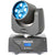 Moving Head LED Profissional QUAD RGBW 4 LEDs OSRAM x 15W DMX c/ ZOOM - beamZ