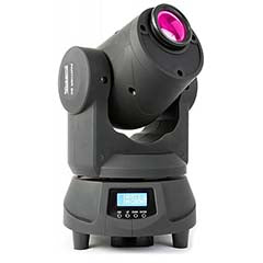 Moving Head LED CREE 40W RGBW DMX - beamZ