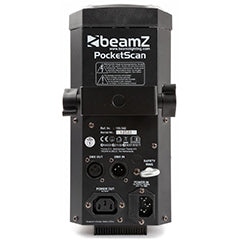 Projector Scanner creeLED 12W Branco c/ 7 Gobos - beamZ