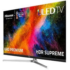 "TV ULED 55"" UltraHD 4K ""SMART TV"" Wi-Fi c/ Sintonizador TDT - HISENSE"