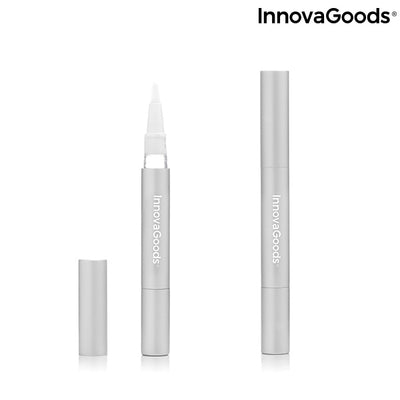 Tooth Whitening Pencil InnovaGoods (Pack of 2).
