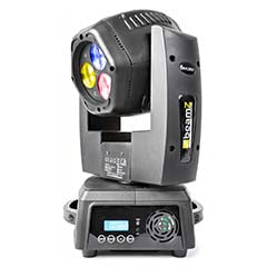 Moving Head LED Double RGB 3x 8W DMX - beamZ