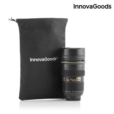 InnovaGoods Thermos Flask with Lid.
