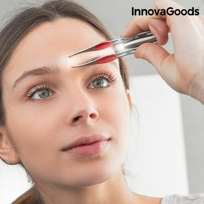 InnovaGoods Tweezers with LED light.