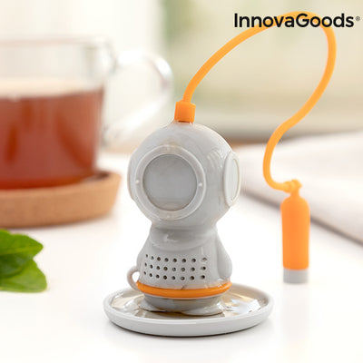 Silicone Tea Infuser Diver·t InnovaGoods.