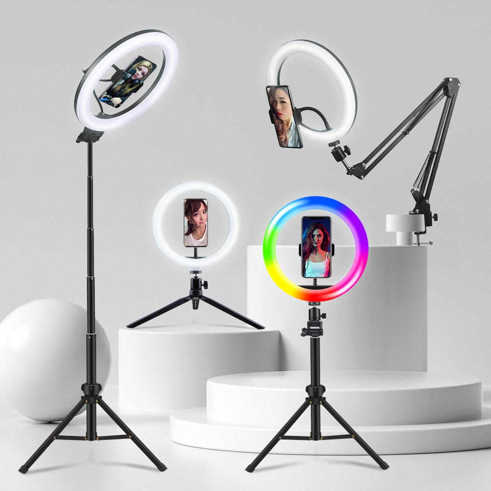 Ring Light Led / Luz Led para fotografias