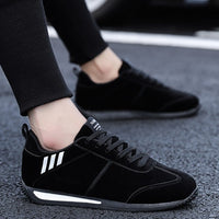 MR CO Men Shoes Spring Autumn Style Forrest gump shoes Comfortable Light Casual High Quality Driving Shoes 2020 New Fashion