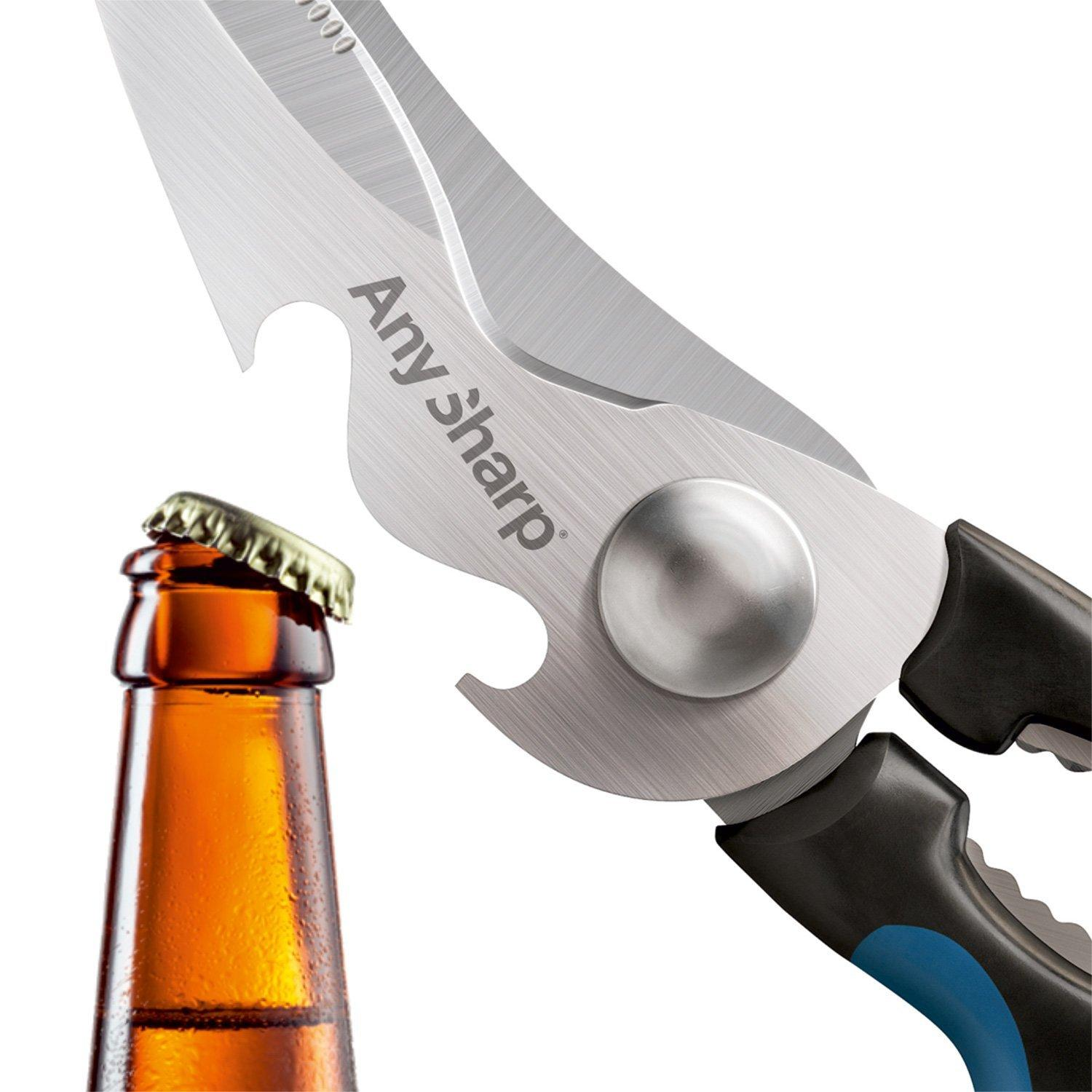 AnySharp 5-in-1 Smart Scissors