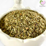 Strawberry Leaves, dried and organic, cut and sifted for rabbits, guinea pigs, chinchillas, hamsters, degus and gerbils
