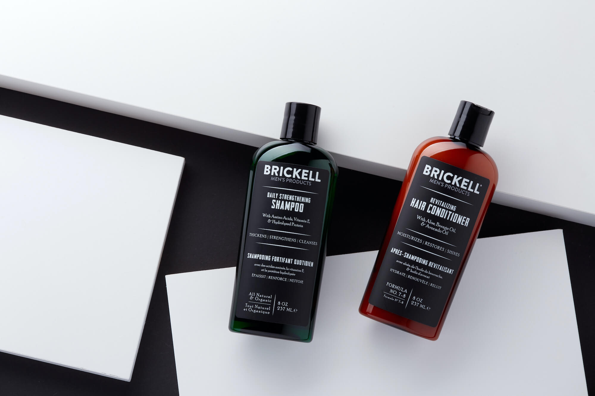 Daily Revitalizing Hair Care Routine