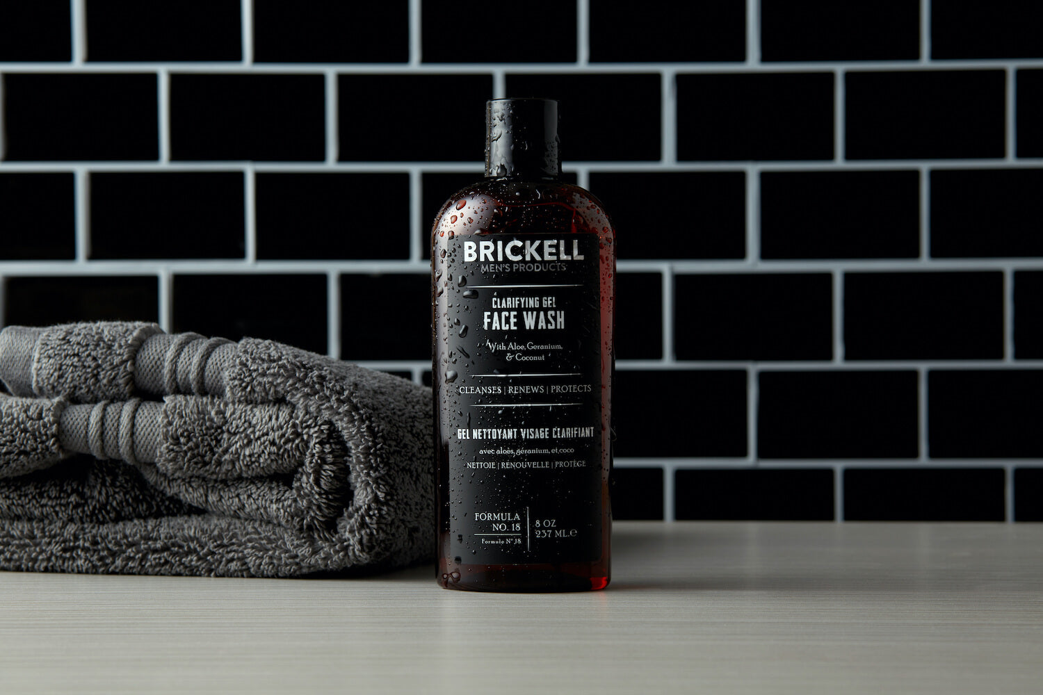gentle men's face wash