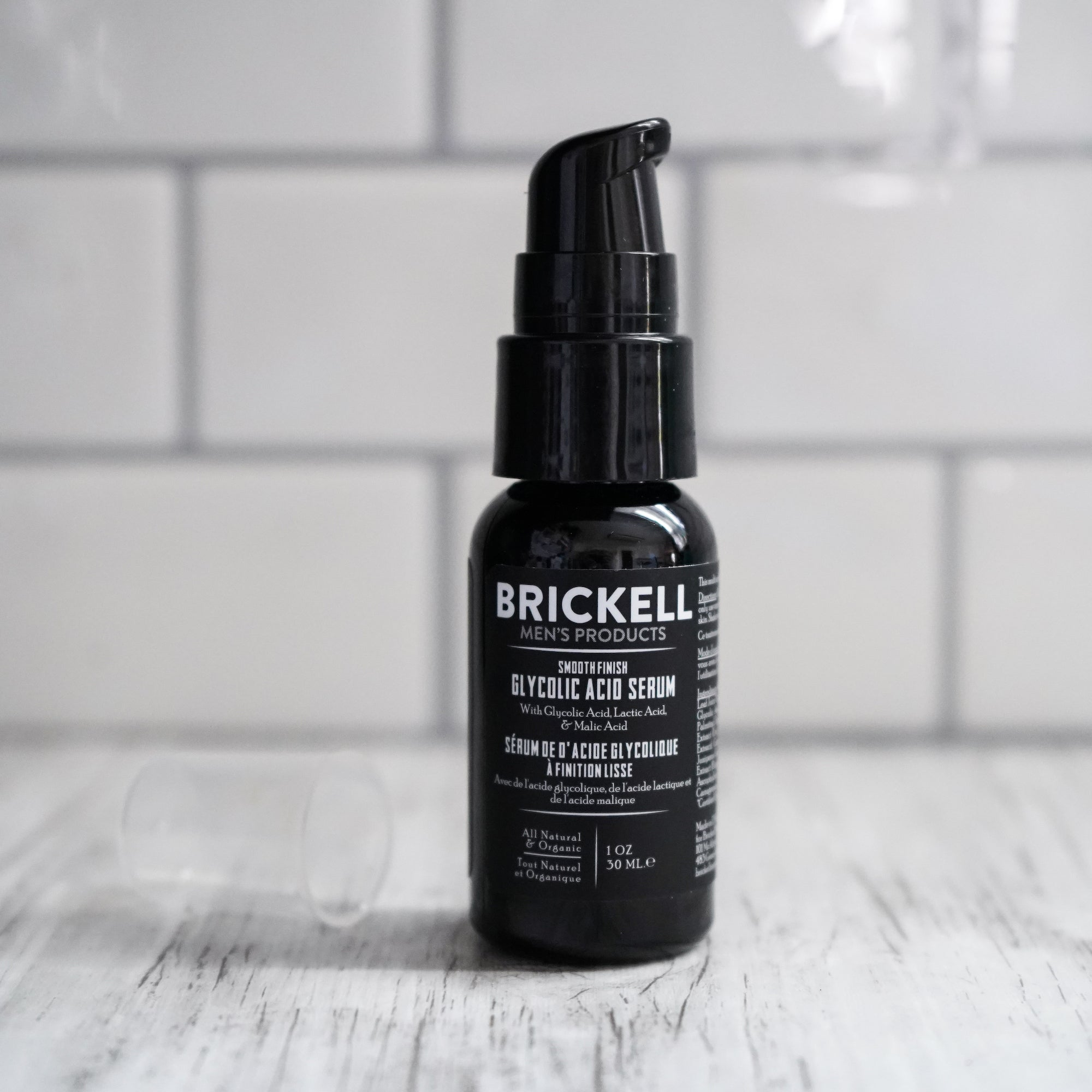 glycolic acid serum for men