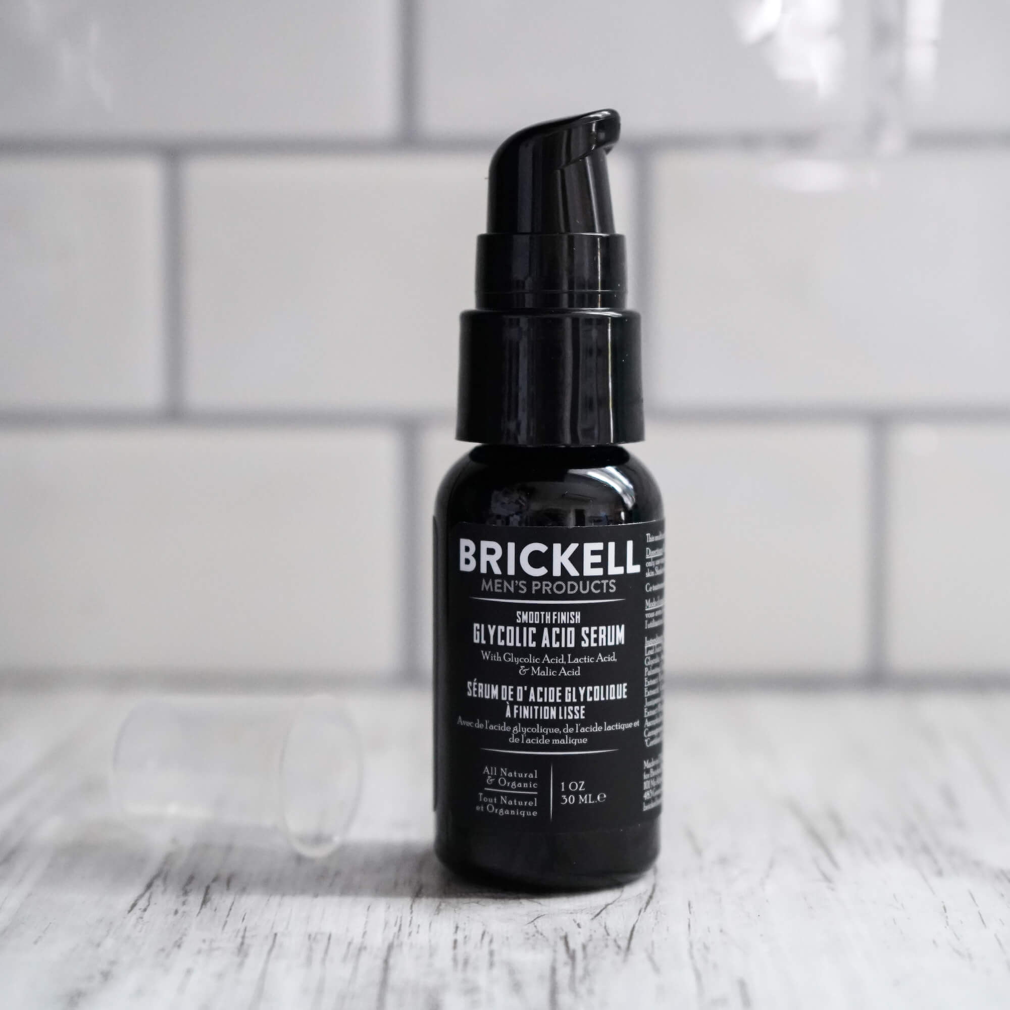 best glycolic acid serum for men