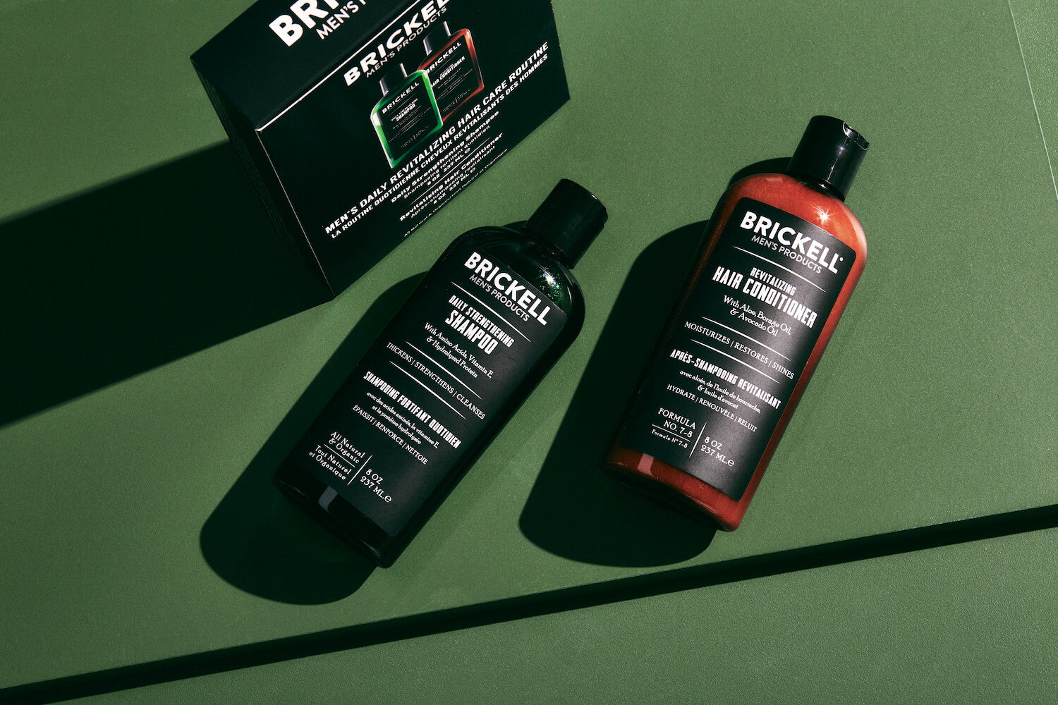 Revitalizing Hair Care Routine