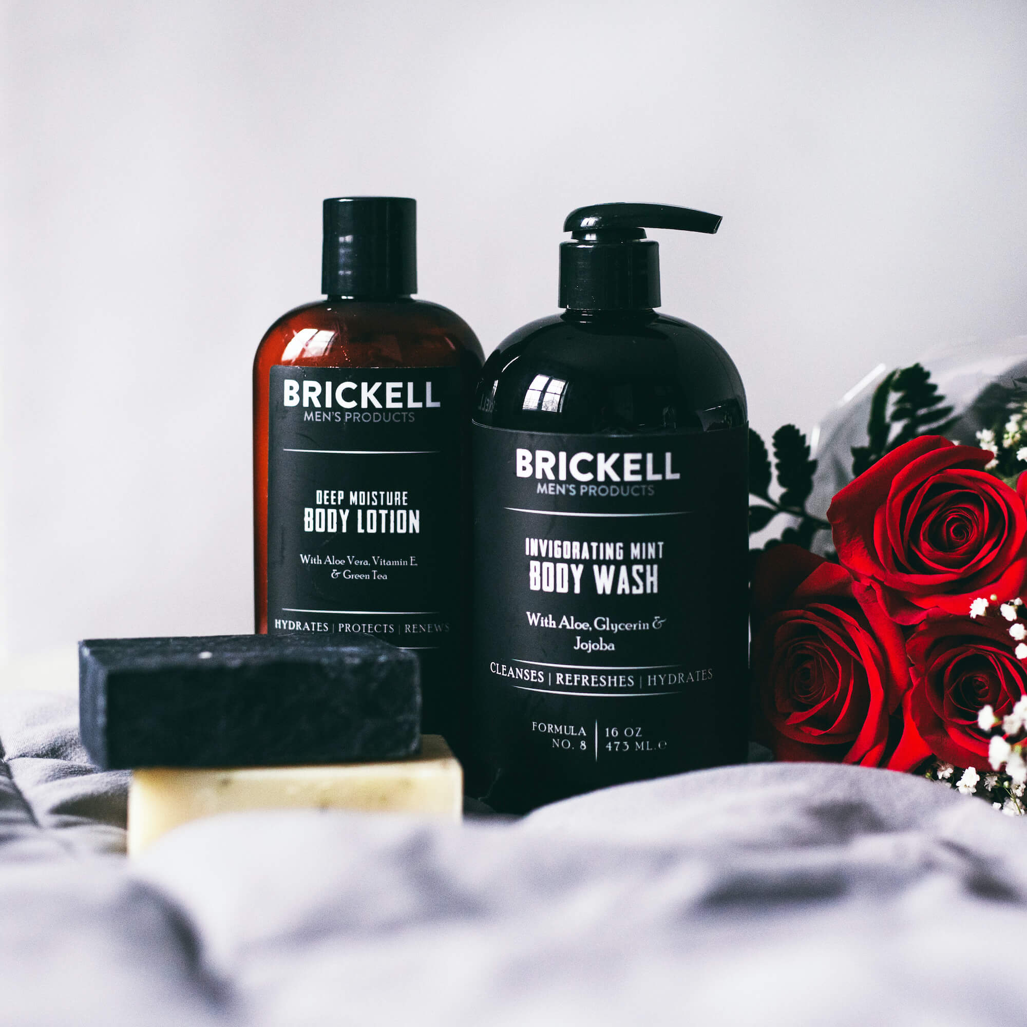 Body grooming products for Valentine's Day