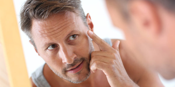 men's anti aging tips