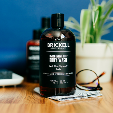 best natural body wash for men