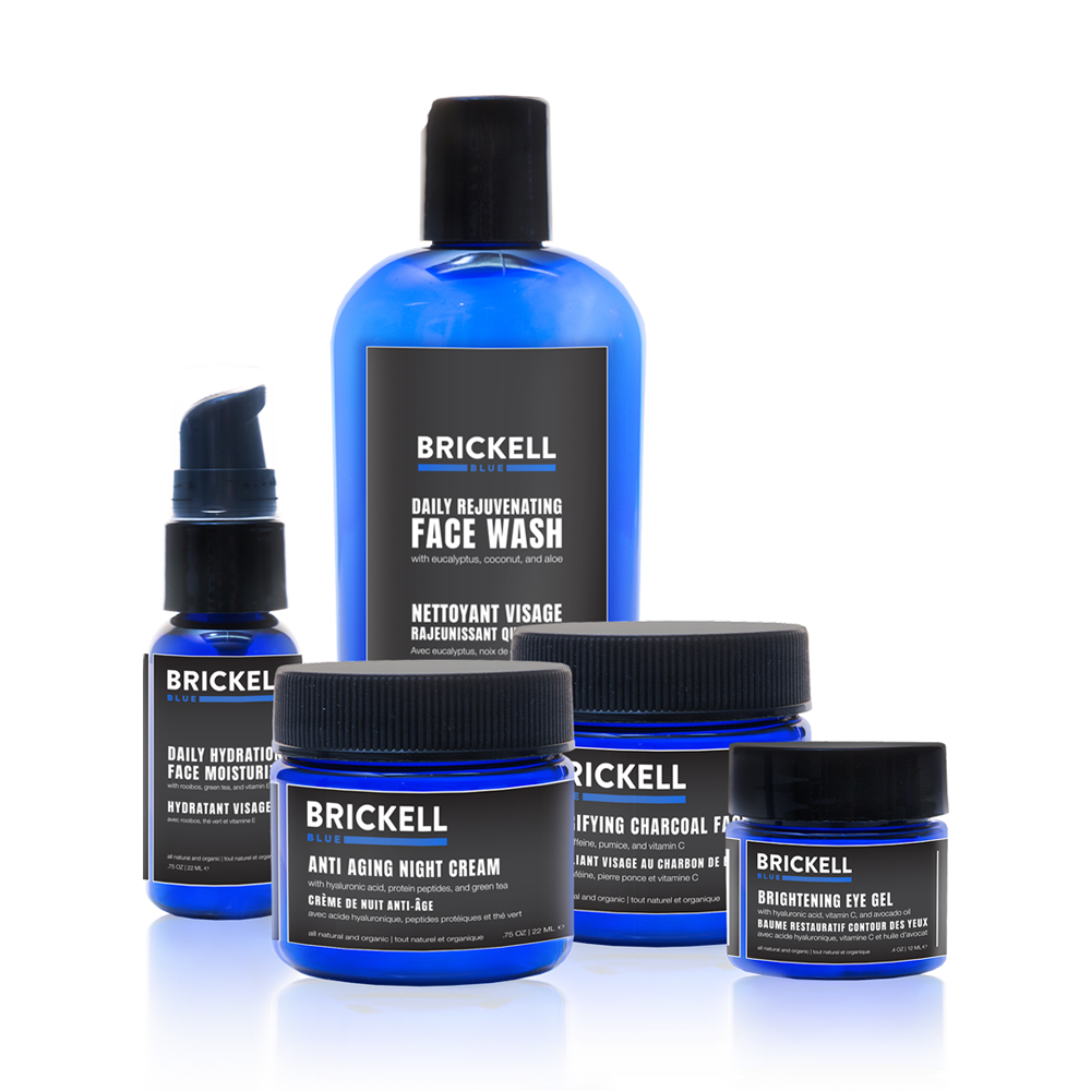 Brickell Blue - Essentials Routine