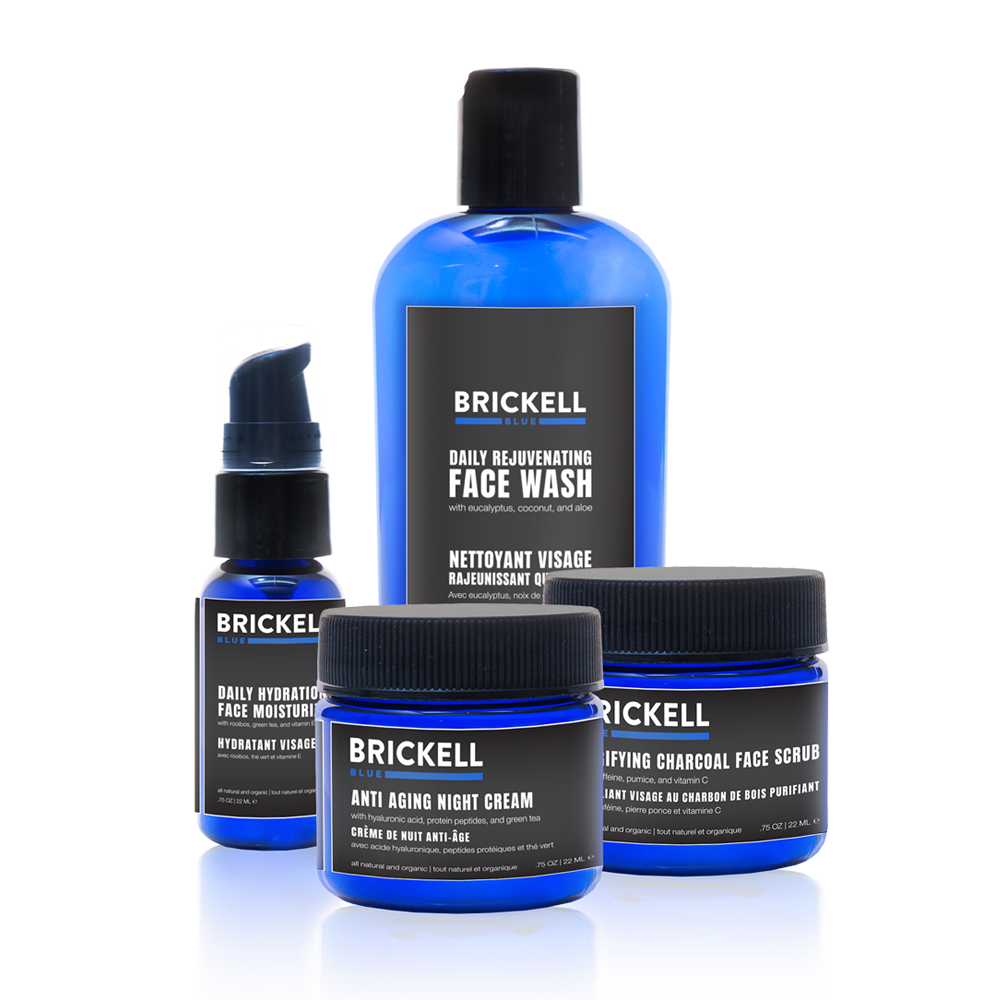 Brickell Blue - Starter Routine