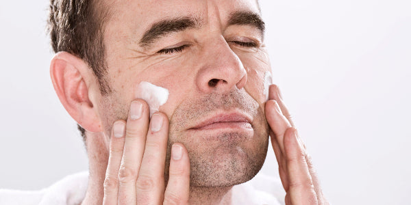 Have men facial moisturizer