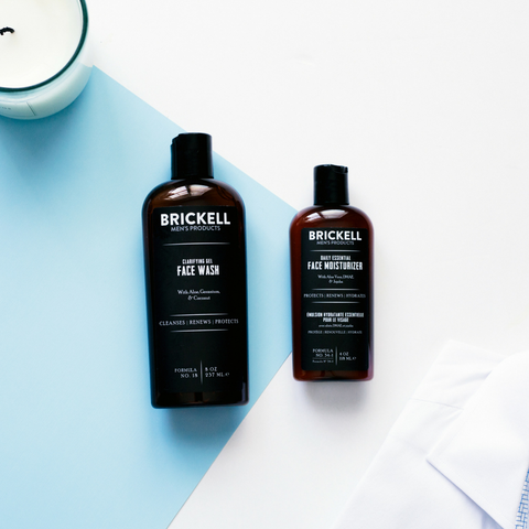best skincare products for black men