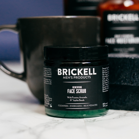 best face scrub for men with oily skin