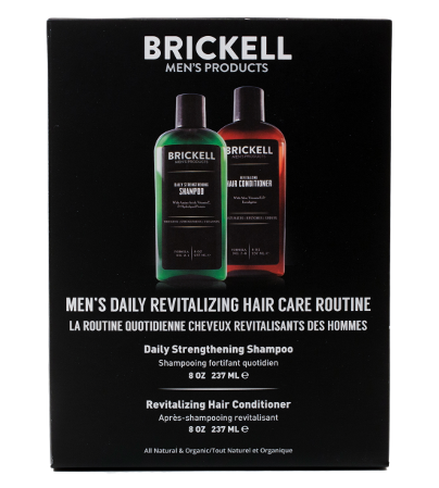 Best mens natural shampoo and natural conditioner for men