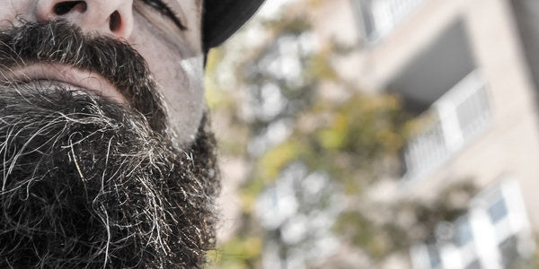 Should You Wear a Gray Beard?