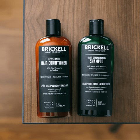 best thickening shampoo for men