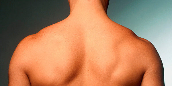 Back hair removal tips for men