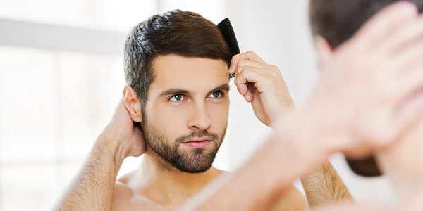 How to use pomade for men