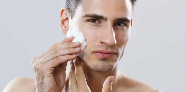 Prevent oily skin men
