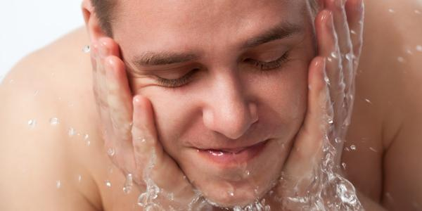 Men's Skin Types: Oily Skin