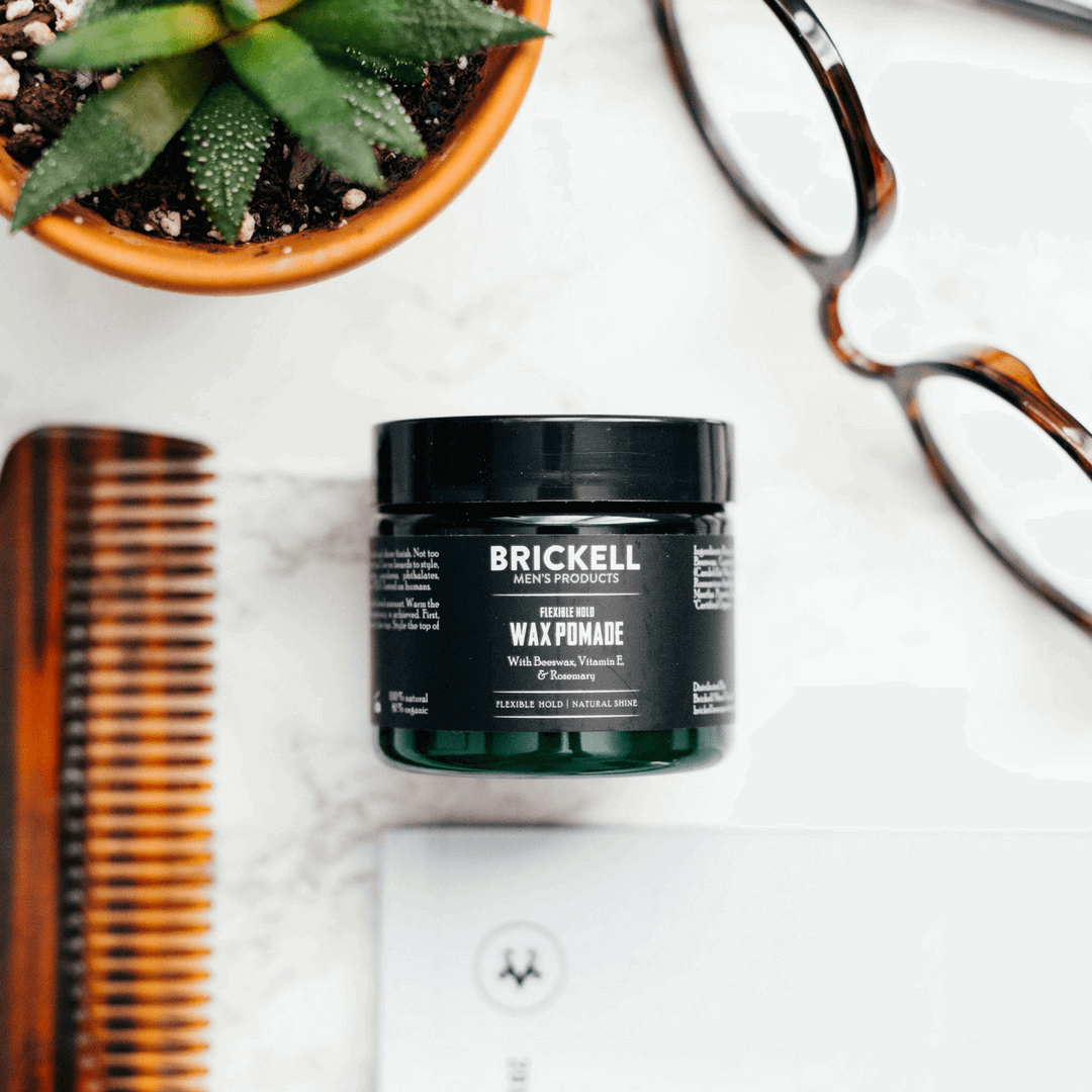 best wax pomade for men