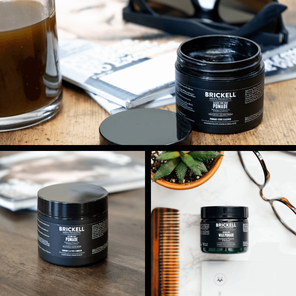 Choose the right pomade for you