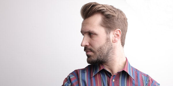 How to Stop a Receding Hairline in Its Tracks