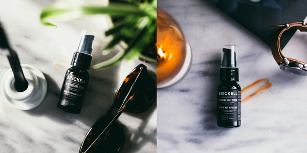 A Guide to Men's Face Serums