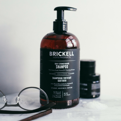 best natural shampoo for men